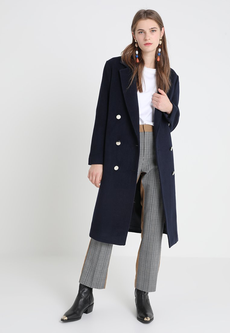 DAY Birger et Mikkelsen - TRUSTING - Classic coat - sky captain