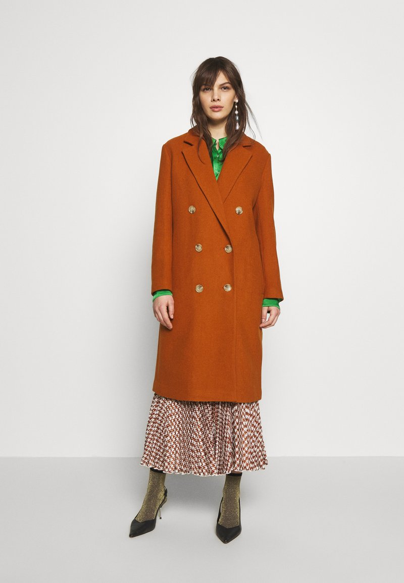 DAY Birger et Mikkelsen - DAY WALK - Classic coat - glazed ginger