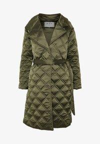 DAY Birger et Mikkelsen - ACQUA - Classic coat - kahki - 3