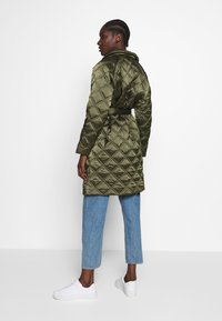 DAY Birger et Mikkelsen - ACQUA - Classic coat - kahki - 2