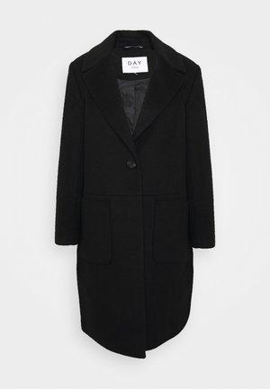 SCAFFOLD NORMAL LENGTH - Classic coat - black