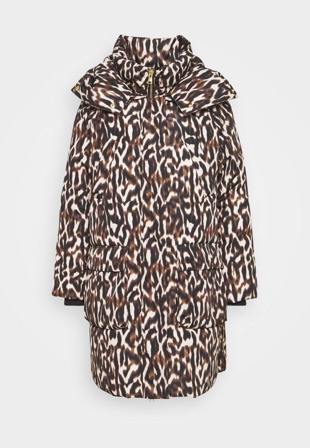 NEW JUSTINE  - Winter coat - java