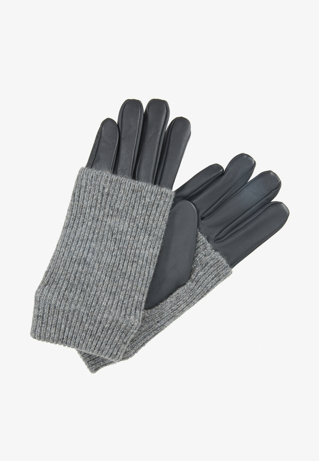 DAY GLOVE COVERED - Gloves - grey