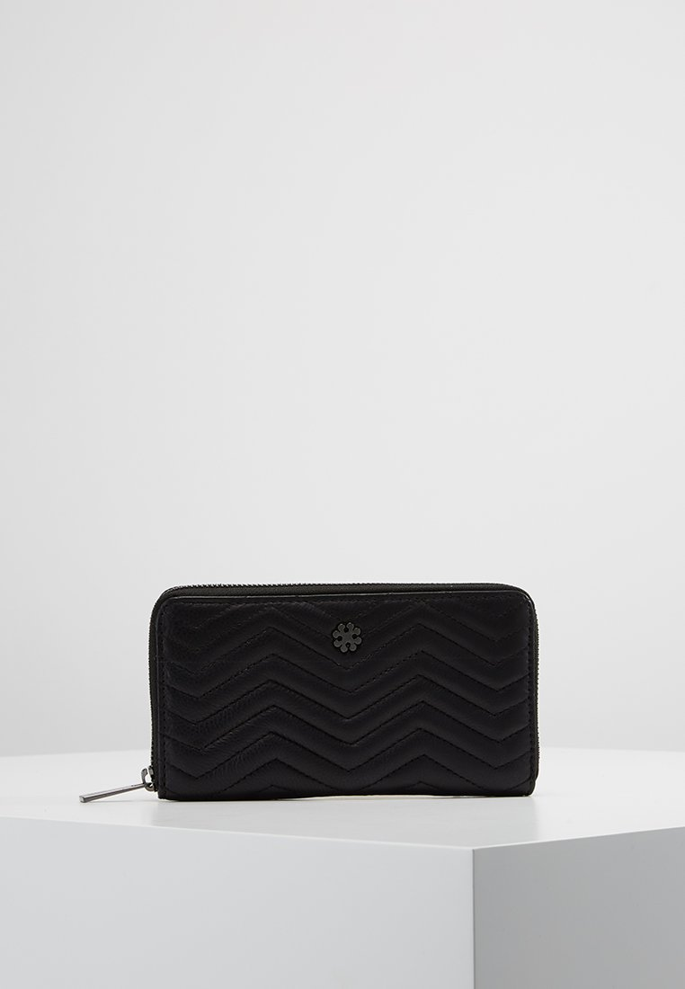 DAY Birger et Mikkelsen - DAY CHEWRON WALLET - Wallet - black
