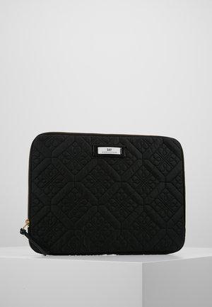 GWENETH FLOTILE FOLDER - Notebooktasche - black