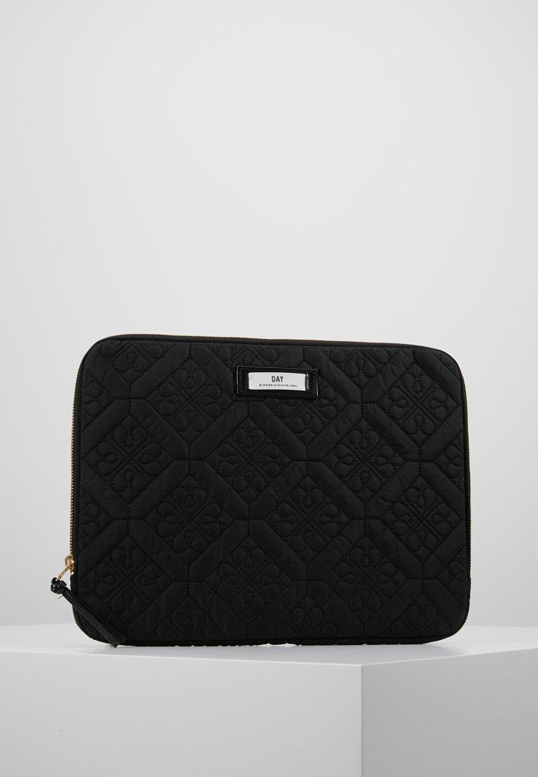 DAY Birger et Mikkelsen - GWENETH FLOTILE FOLDER - Notebooktasche - black