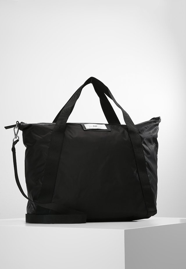DAY GWENETH CROSS - Shoppingväska - black