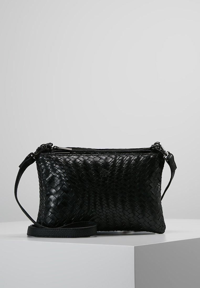DAY Birger et Mikkelsen - PLAITING DUAL - Across body bag - black