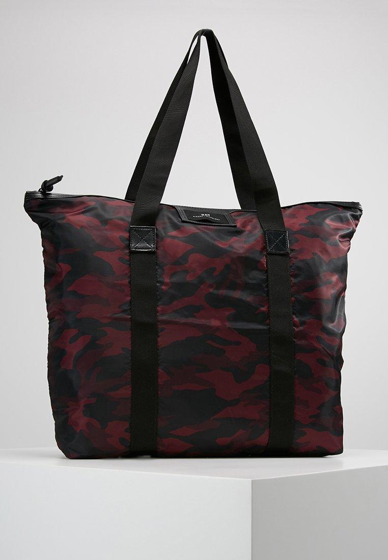 DAY Birger et Mikkelsen - DAY GWENETH CAMO BAG - Tote bag - winetasting