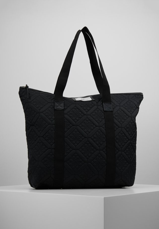 GWENETH FLOTILE - Shopper - black
