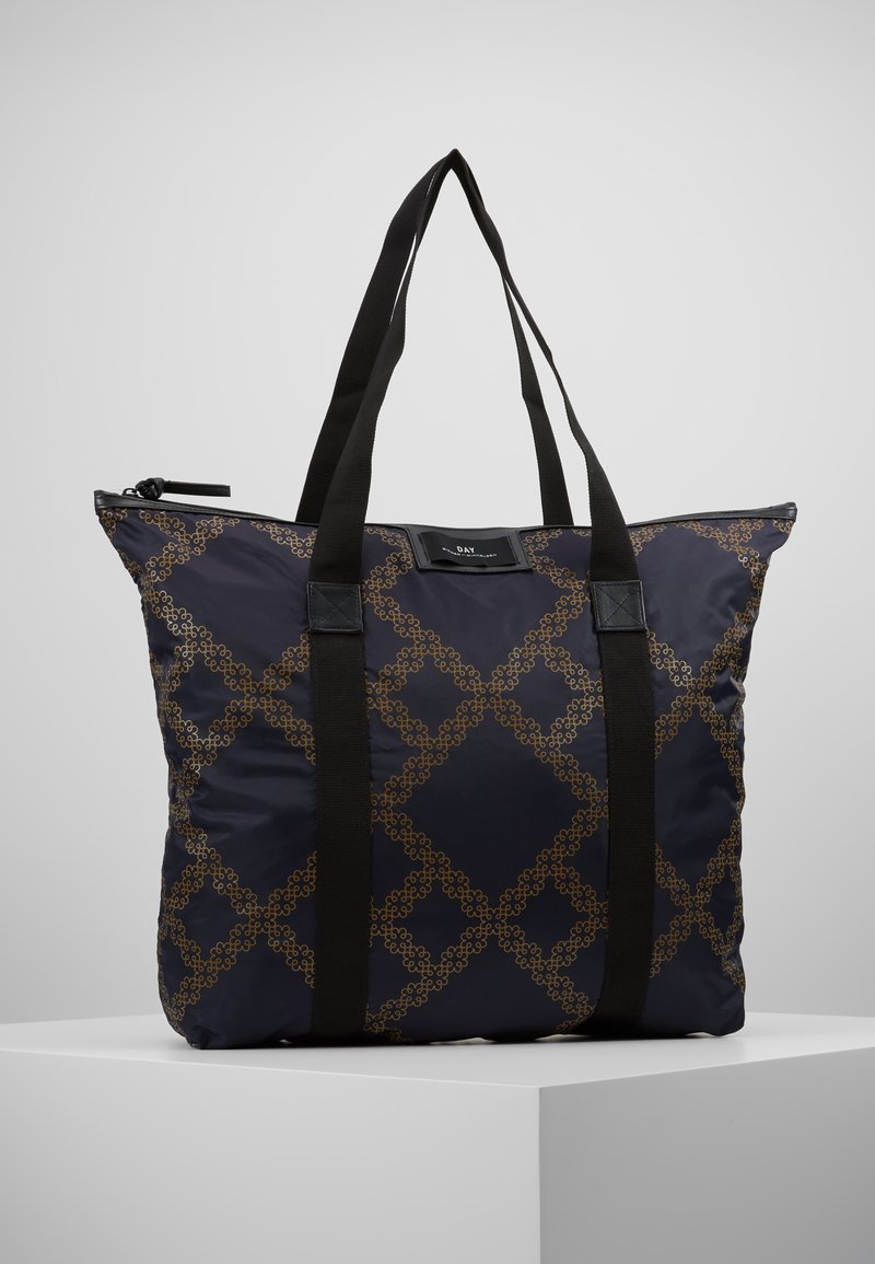 DAY Birger et Mikkelsen - GWENETH MOTIF BAG - Shopping bag - dark night