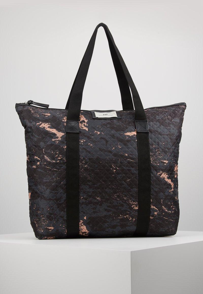 DAY Birger et Mikkelsen - GWENETH MARBLE BAG - Shoppingveske - black