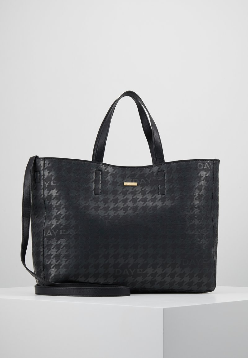 DAY Birger et Mikkelsen - HOUND SHOPPER SET - Shoppingveske - black