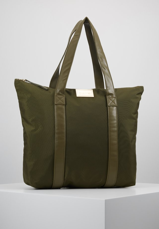 LUXE - Tote bag - ivy green