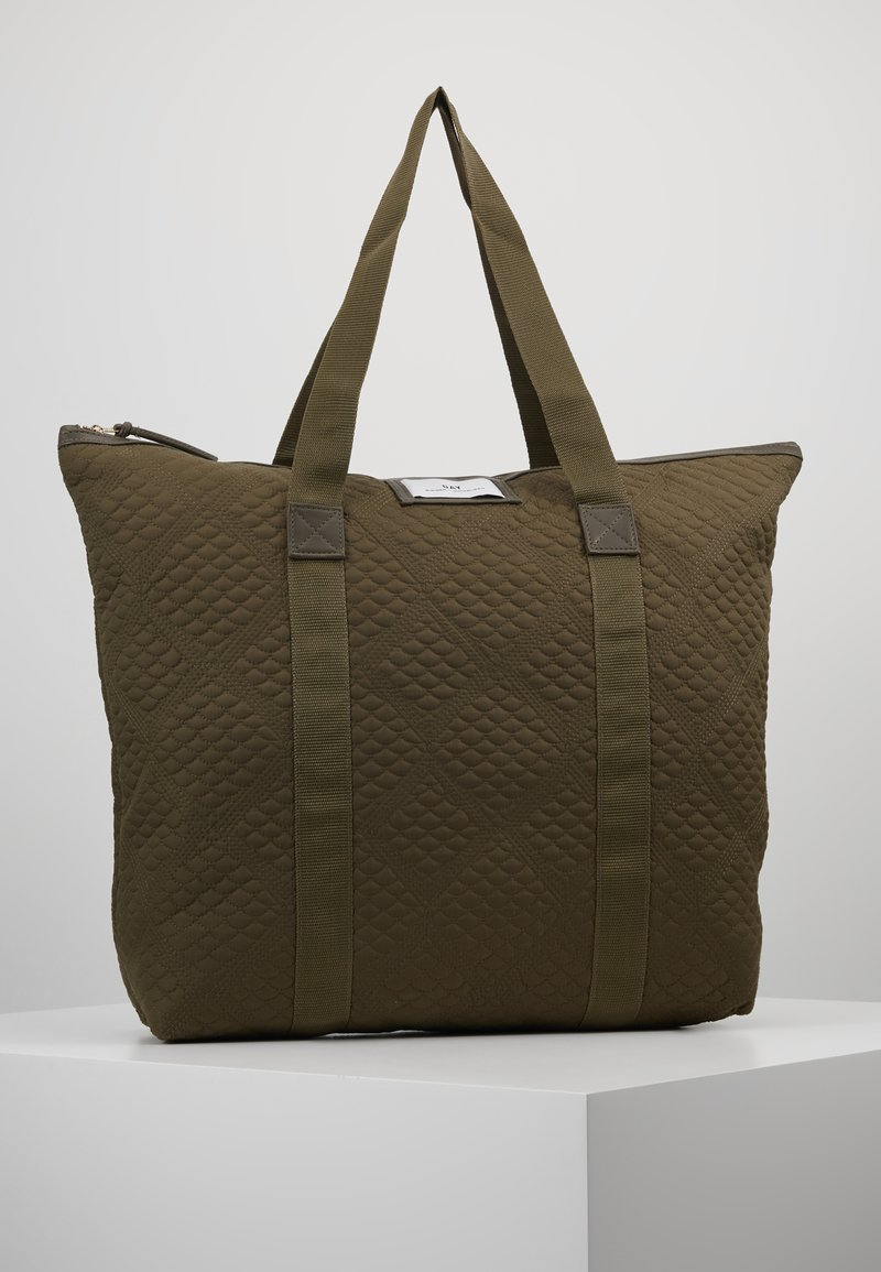DAY Birger et Mikkelsen - GWENETH TOPAZ - Tote bag - ivy green