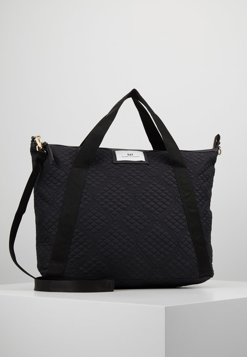 DAY Birger et Mikkelsen - GWENETH TOPAZ CROSS - Tote bag - black