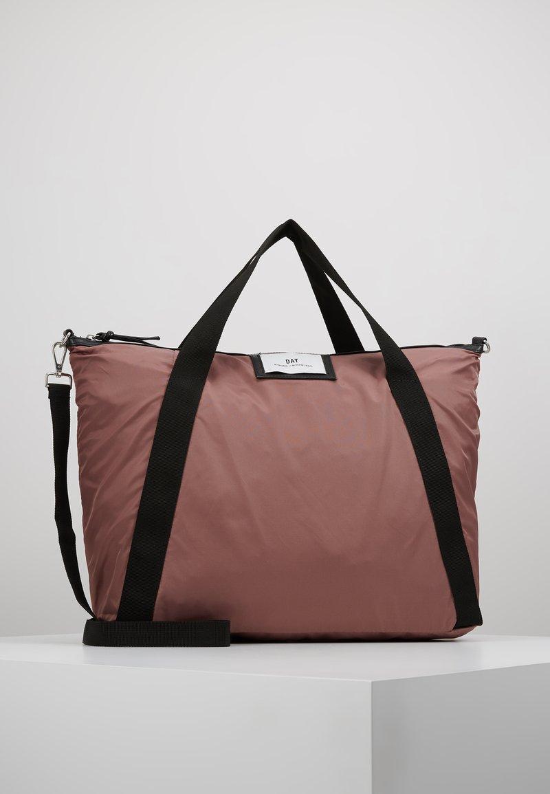 DAY Birger et Mikkelsen - GWENETH CROSS - Shopping bag - rose taupe