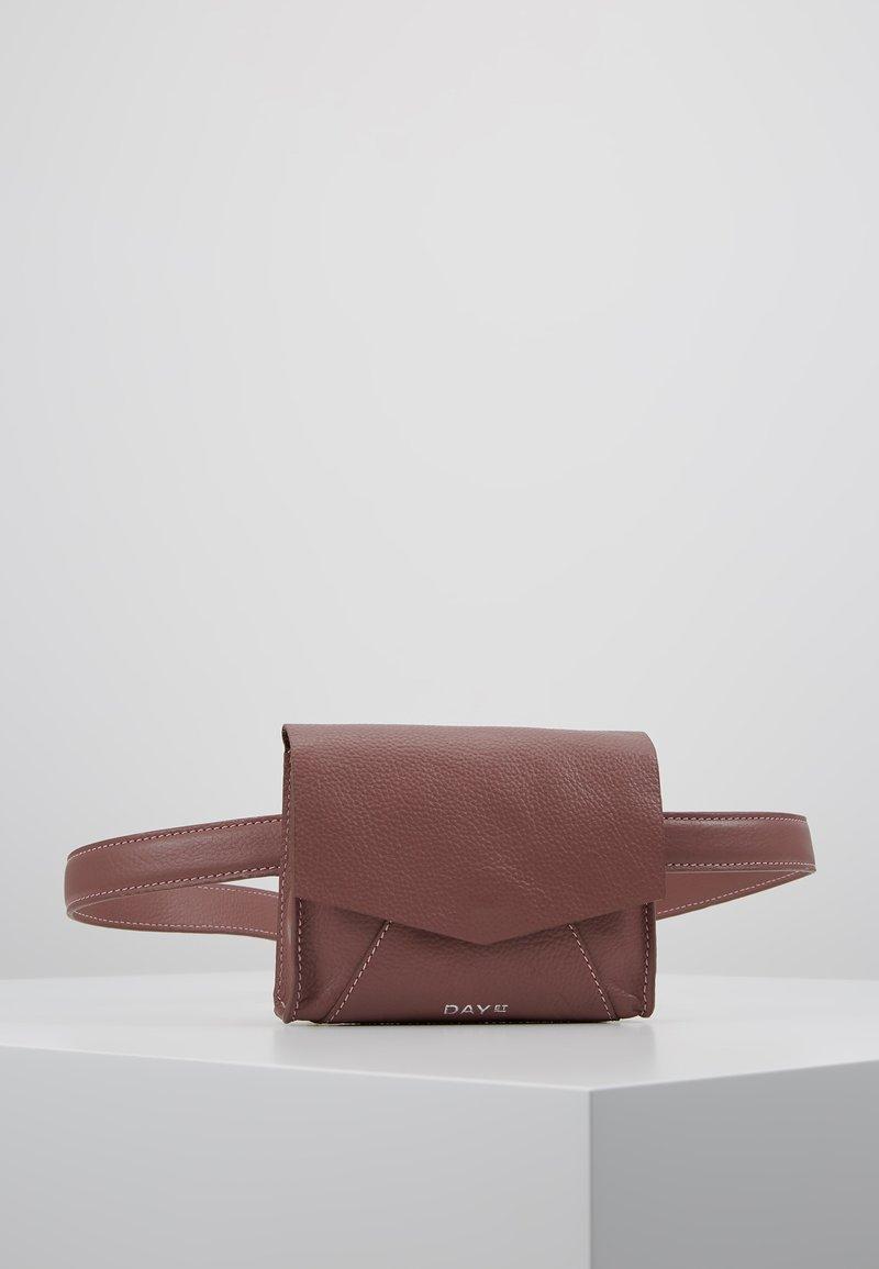 DAY Birger et Mikkelsen - SHINE BELT BAG - Bum bag - rose taupe