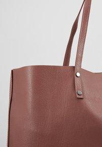 DAY Birger et Mikkelsen - DAY SHINE SHOPPER - Shopping Bag - rose taupe - 8