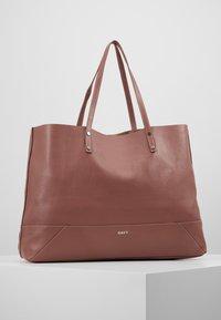 DAY Birger et Mikkelsen - DAY SHINE SHOPPER - Shopping Bag - rose taupe - 0