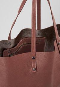 DAY Birger et Mikkelsen - DAY SHINE SHOPPER - Shopping Bag - rose taupe - 4