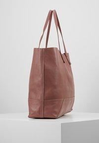 DAY Birger et Mikkelsen - DAY SHINE SHOPPER - Shopping Bag - rose taupe - 3