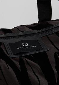 DAY Birger et Mikkelsen - GWENETH FEATHER BAG - Tote bag - black - 6