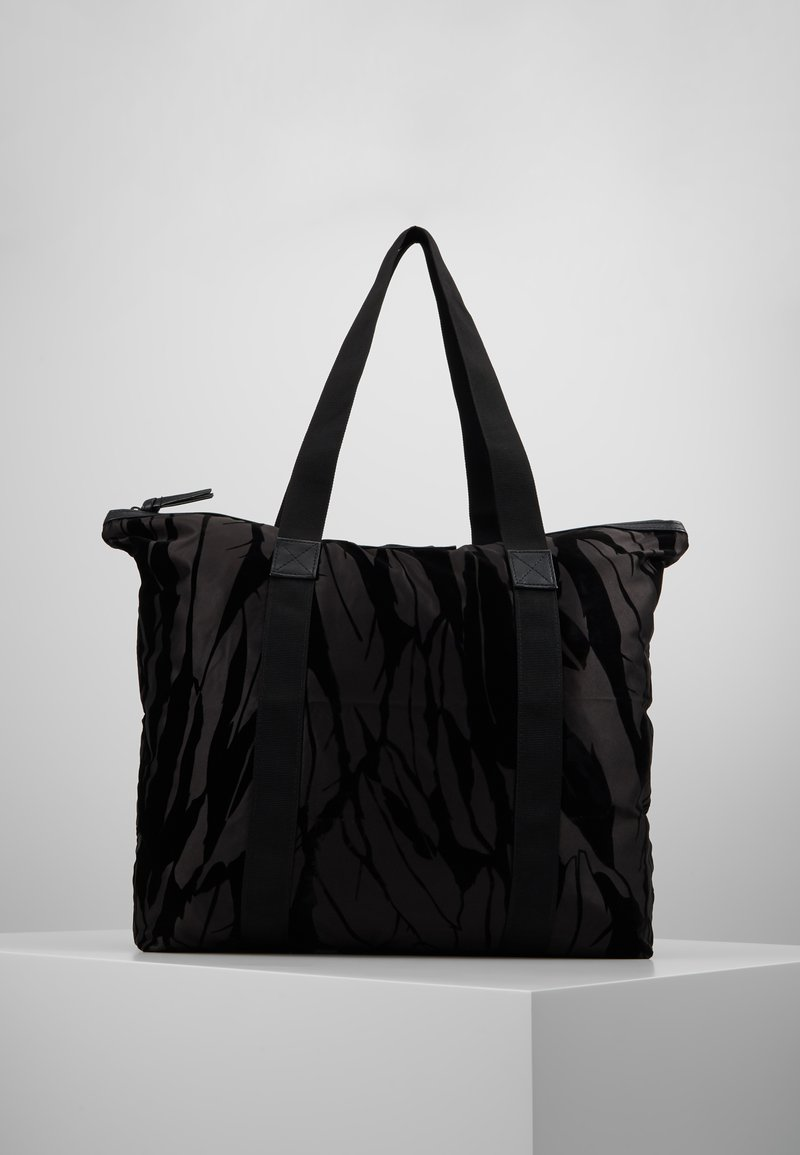 DAY Birger et Mikkelsen - GWENETH FEATHER BAG - Tote bag - black