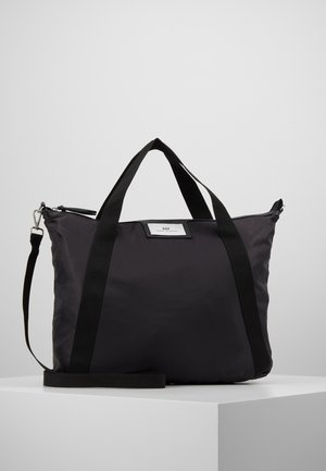 GWENETH CROSS - Tote bag - asphalt