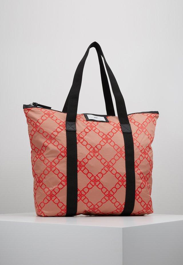 GWENETH CHAIN BAG - Shoppingväska - red