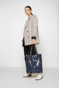 DAY Birger et Mikkelsen - PATENT TOTE - Shopping Bag - outer space - 1