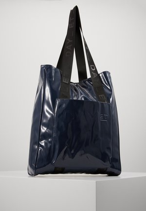 PATENT TOTE - Shopping Bag - outer space