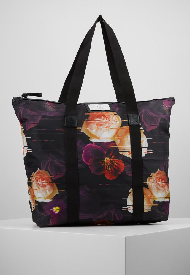 GWENETH P DISTORT BAG - Shopping bag - multi colour