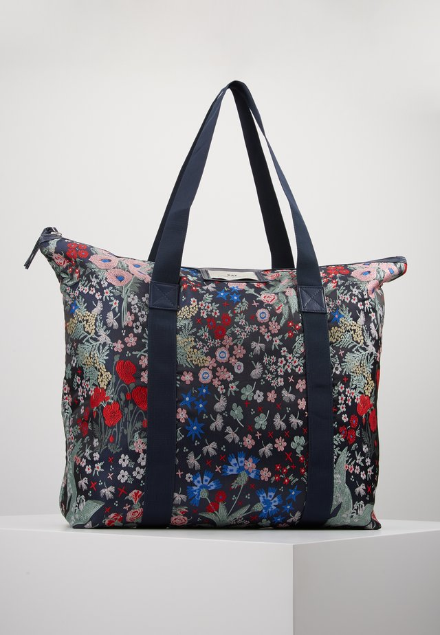 GWENETH BLOOMY - Shopping bag - multi colour