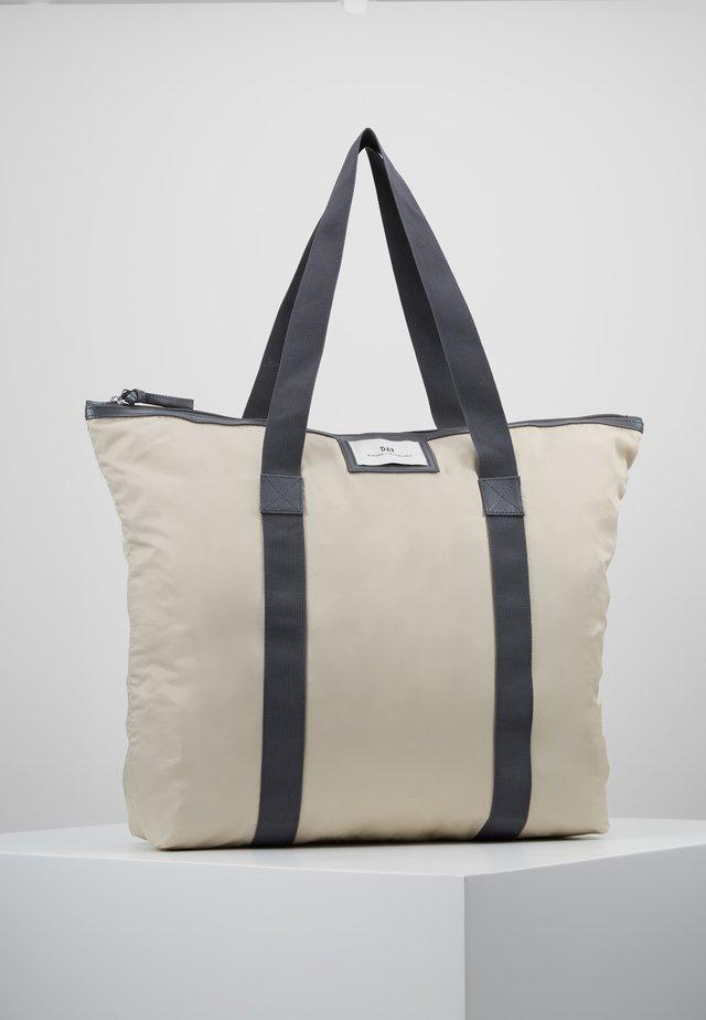 GWENETH BAG - Shopping bags - moonlight beige