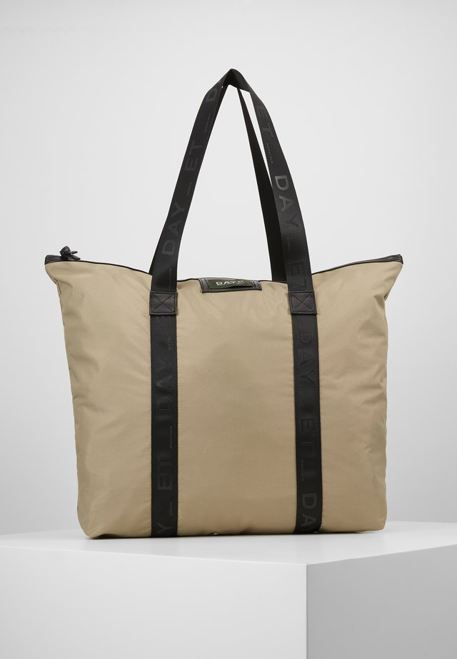 DAY GWENETH RECYCLE BAG - Shopping bag - coriander