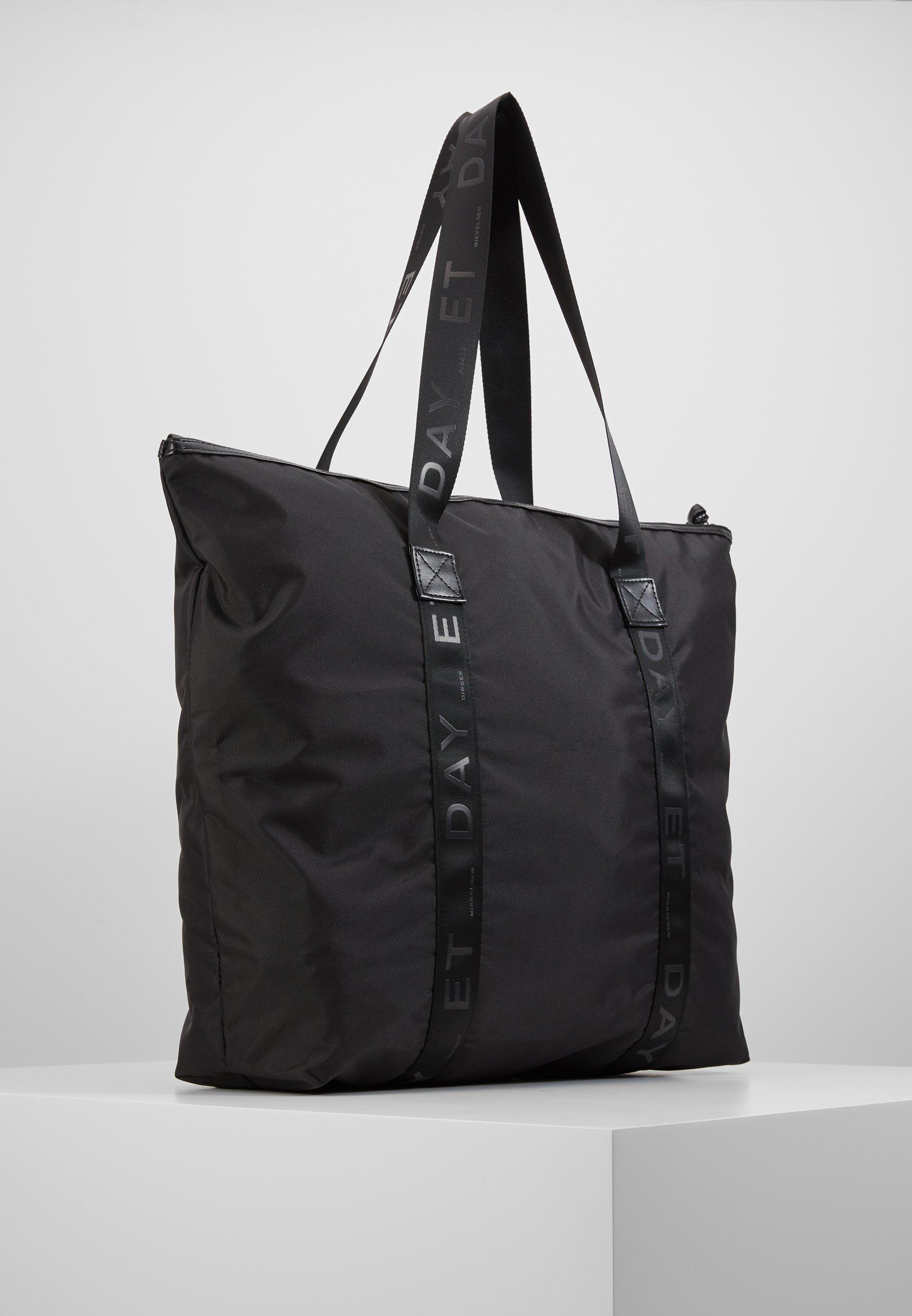 Day Birger Et Mikkelsen Gweneth Recycle Bag - Cabas Black