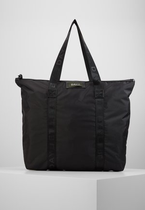 DAY GWENETH RECYCLE BAG - Shoppingveske - black