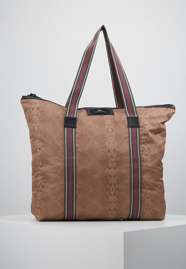 GWENETH REPTILE BAG - Shoppingveske - multi colour