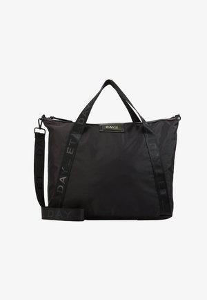 GWENETH RECYCLE CROSS - Shopper - black