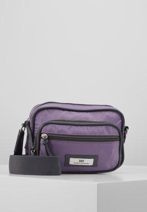 DAY GWENETH - Across body bag - purple haze