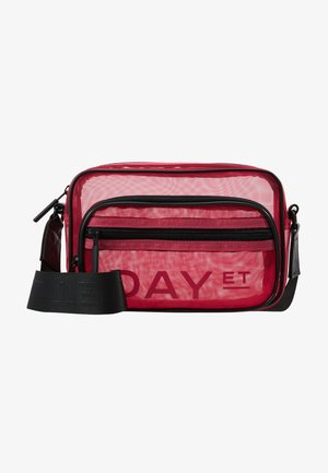DAY - Across body bag - beetroot purple
