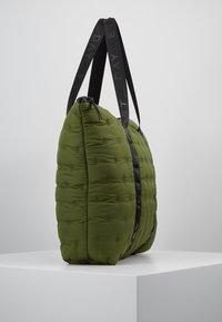 DAY Birger et Mikkelsen - DIAMOND BAG - Tote bag - four leaf clover green - 3