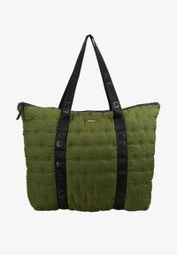 DAY Birger et Mikkelsen - DIAMOND BAG - Tote bag - four leaf clover green - 5