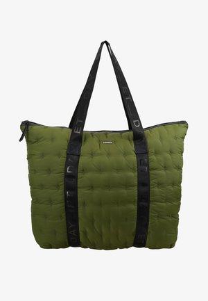 DIAMOND BAG - Shopping bags - four leaf clover green