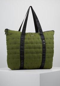 DAY Birger et Mikkelsen - DIAMOND BAG - Tote bag - four leaf clover green - 0