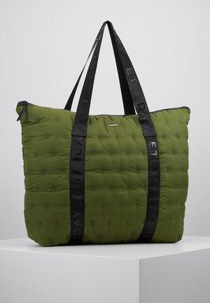 DIAMOND BAG - Shopping Bag - four leaf clover green
