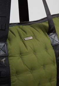 DAY Birger et Mikkelsen - DIAMOND BAG - Tote bag - four leaf clover green - 6