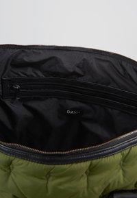 DAY Birger et Mikkelsen - DIAMOND BAG - Tote bag - four leaf clover green - 4