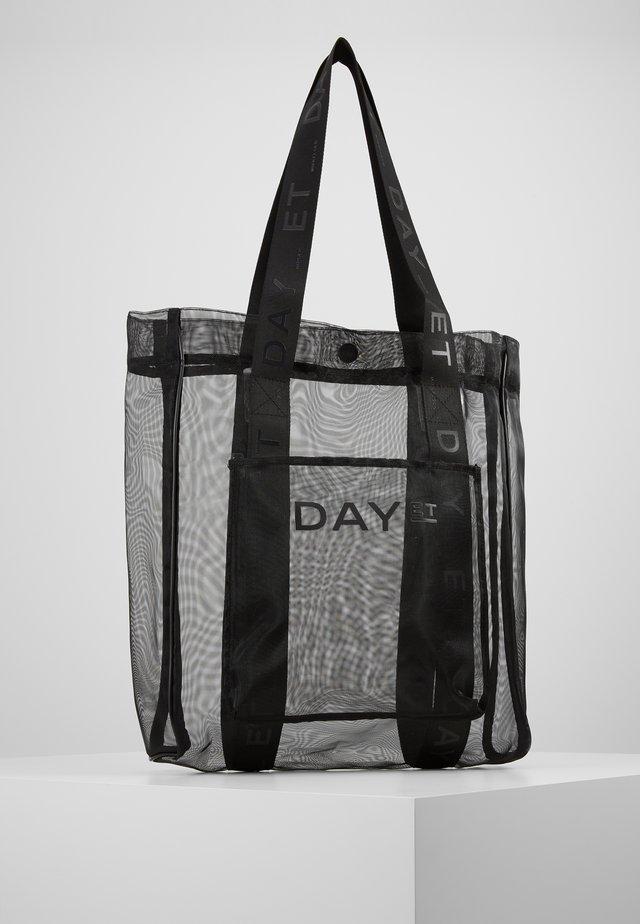 TOTE - Shopping Bag - black